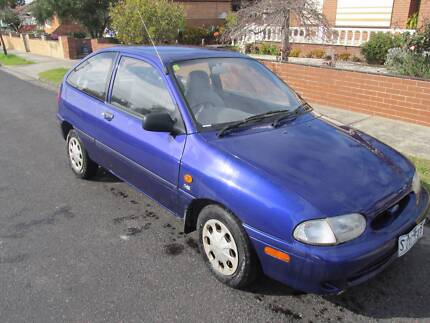 2000 Ford Festiva Hatchback - low km's, runs perfectly, no probs Coburg Moreland Area Preview