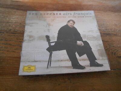 CD Klassik Ben Heppner - Airs Francais (13 Song) DT GRAMMOPHON digi OVP ()