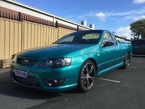 2007 Ford FPV F6 TORNADO Automatic Ute ****508 BHP AT REAR*** St James Victoria Park Area Preview