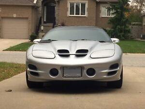 2000 Firebird Trans Am WS6