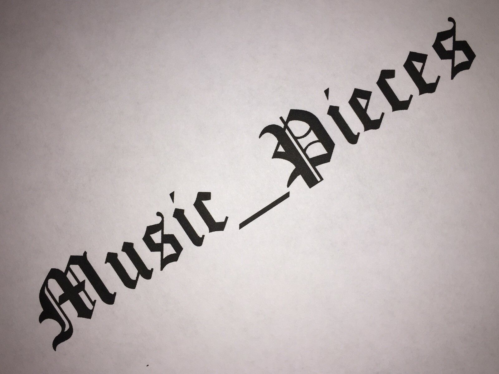 music_pieces