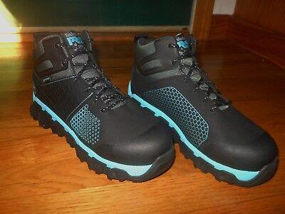 NEW Timberland Pro Ridgeworks Composite Toe Waterproof boots  Women's sz 7 M NEW