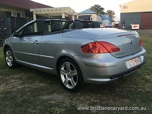 2006 Peugeot 307 Convertible Yeerongpilly Brisbane South West Preview
