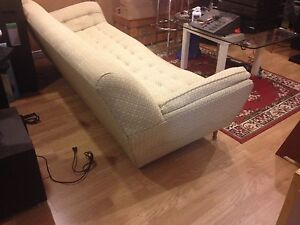 Vintage looking couch