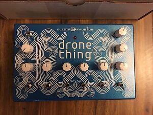The Electro-Faustus Drone Thing