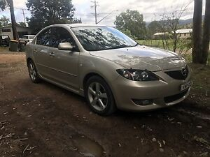 2005 Mazda 3 maxsport, sports shift automatic Grafton Clarence Valley Preview