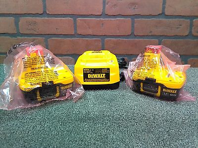 Dewalt DC9182-2/DC9310 18V XRP Li-Ion Battery/Charger-***NEW***