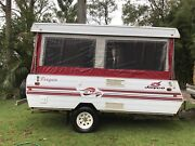 Jayco Penguin Outback  Torrington Toowoomba City Preview