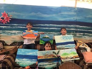 Kids Art Classes Port Stephens Salt Ash Port Stephens Area Preview
