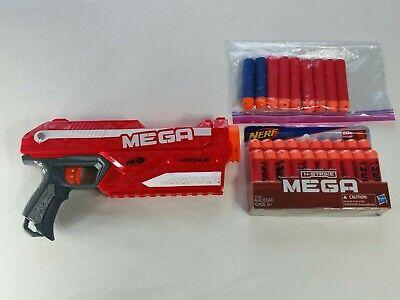 Nerf Mega Magnus Elite Strike Gun with darts