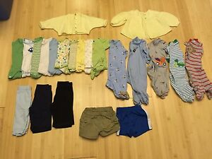 Boy 0-12 month lot