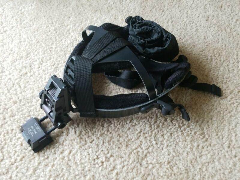 Wilcox NVG Head Mounting System Breakaway Skull Crusher