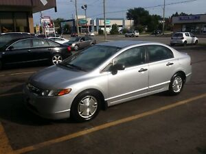 2008 Honda Civic DX-G, Immaculate Condition!!!! Only 131000 km!