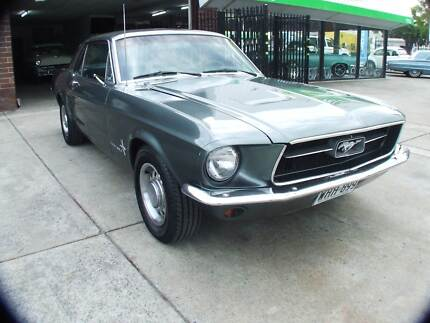 1967 Ford Mustang Coupe Cowandilla West Torrens Area Preview