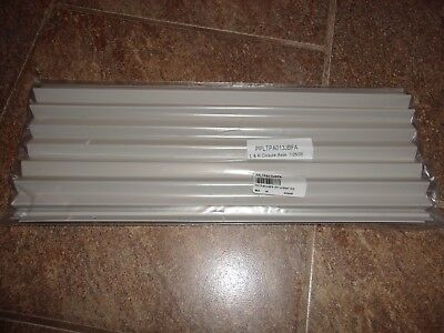 SHARP AIR CONDITIONER SIDE CURTAIN WINDOW CLOSURE PPLTPA013JBFA LEFT OR RIGHT