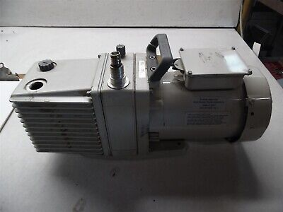 Welch Directorr 8920 Vacuum Pump With Franklin Electric 12hp Motor 1111017481