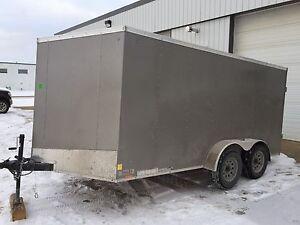 2017 cargo trailer