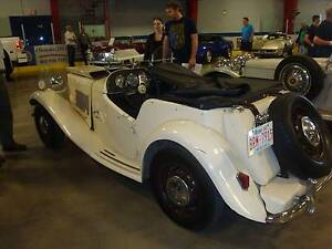 1950 M.G. Other Convertible Beresford Geraldton City Preview