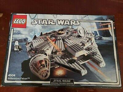 LEGO Star Wars Millennium Falcon 2004 (4504)