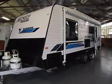 **BRAND NEW**  2016 CONDOR CARAVAN - 21FT CABIN Coburg North Moreland Area Preview