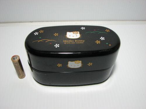 Sanrio Hello Kitty Lunch Box Bento Black