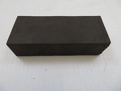 "1 3/4"" x 1"" x 4"" Black Ebony Wood Lumber Blank DIY Material for Music Instrument"