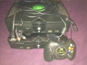 Two original Xbox's and controller Forest Hill Whitehorse Area Preview