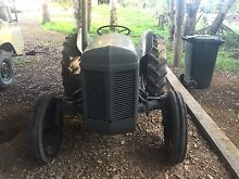 Grey fergie tractor  Nabiac Great Lakes Area Preview