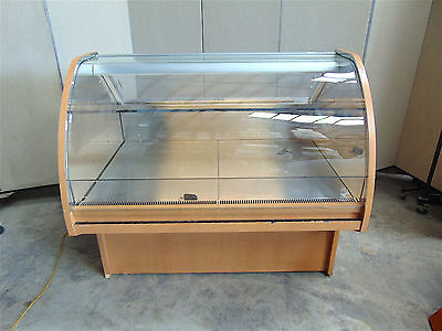 Refcon 48 Display Cooler Model Lllgds048in Good Working Conditionsr220