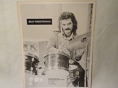 BILLY KREUTZMANN - 9.5