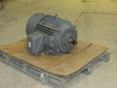 Siemens 60 Hp Electric Motor 3545 Rpm 230460v 364ts 3ph Rgzp 1la03642fp22