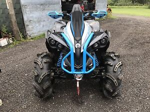 MINT 2017 Can-Am Renegade XMR 1000r for Sale/Trade