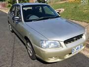 Hyundai Accent 2000 - 5 Door Hatch Burnie Burnie Area Preview