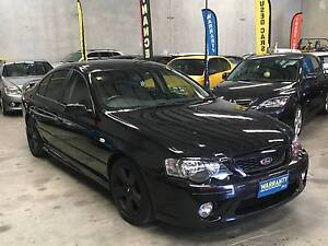 Ford Falcon  XR6 2007 update Sedan RENT TO OWN CREDIT PROBLEMS OK Arundel Gold Coast City Preview