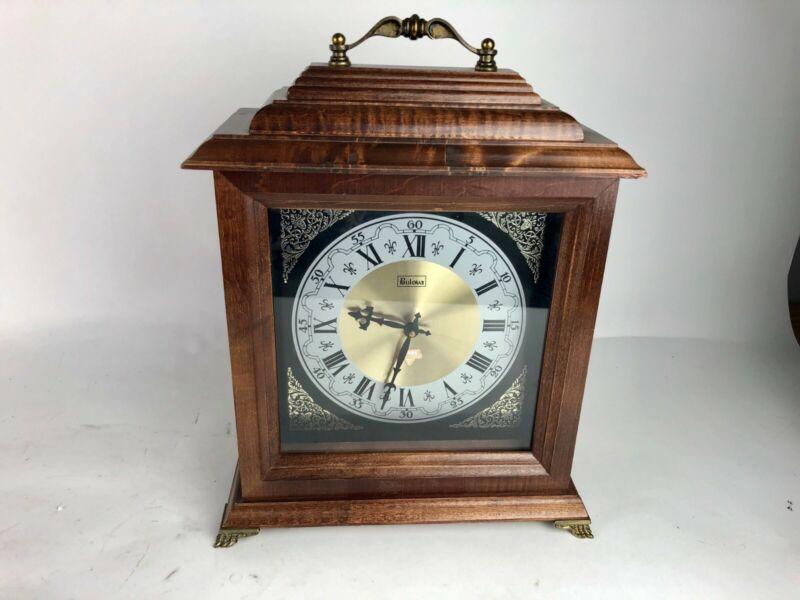 Bulova Armco Chiming Mantle Clock