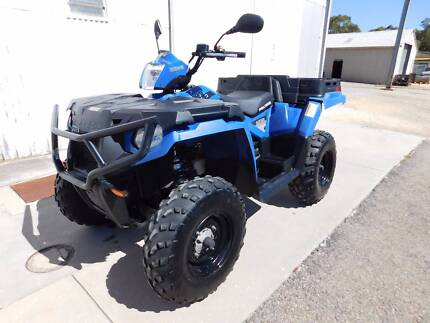 Polaris Sportsman 570 cc Ute with power Steering & 4x4 Bordertown Tatiara Area Preview