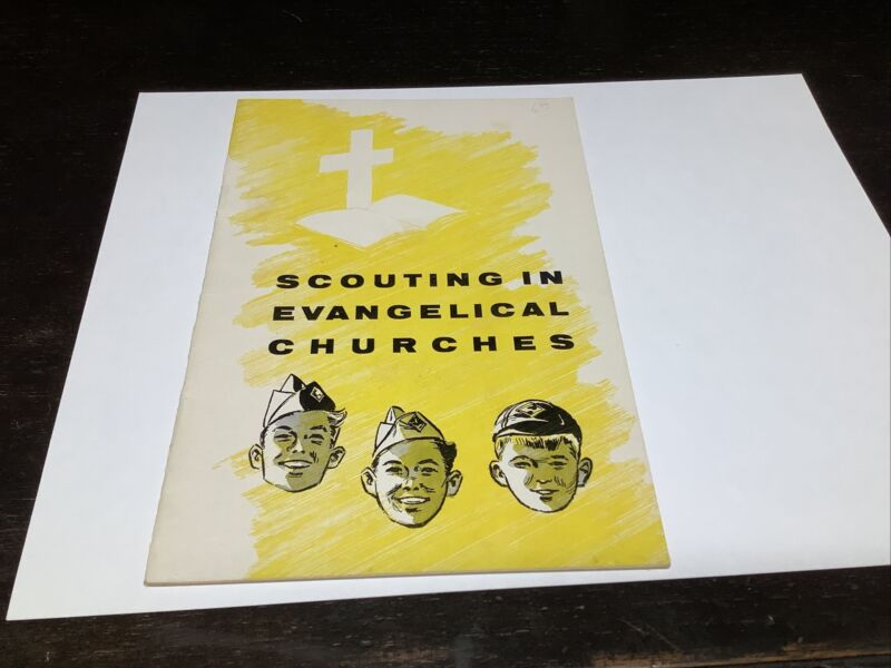1957 Scouting in Evangelical Churches