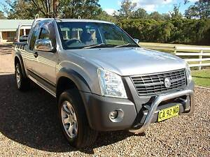 2007 Holden Rodeo Ute Jilliby Wyong Area Preview