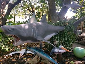 Shark Statue Wattle Grove Kalamunda Area Preview