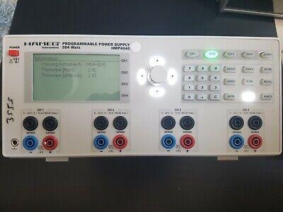 Hameg Rohde Shwarz Hmp4040 Programmable 4 Channel Power Supply