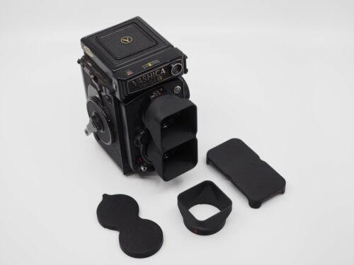 Yashica Mat 124 G D TLR Single Dual Hood Cover Lens Cap Bayonet I (No Camera)