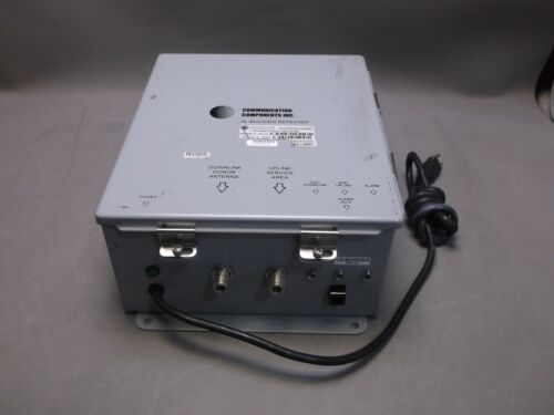 COMMUNICATION COMPONENTS BDA-8087-80-SMR800 BI-DIRECTIONAL AMPLIFIER