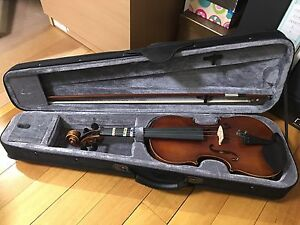 Violin Gordon Ku-ring-gai Area Preview