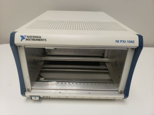 NATIONAL INSTRUMENTS NI PXI-1042 8-SLOT PXI MAINFRAME CHASSIS 188079B-01