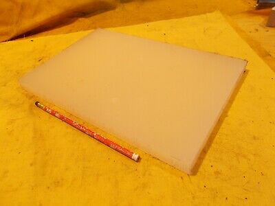 Polypropylene Bar Machinable Plastic Flat Sheet Stock 34 X 8 X 12