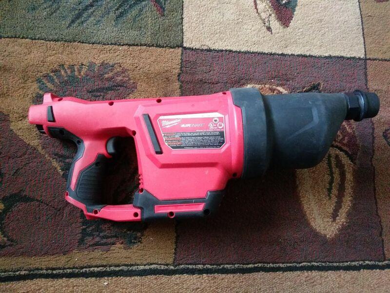 Milwaukee 2572-20  Air snake 12 volt  tool only!
