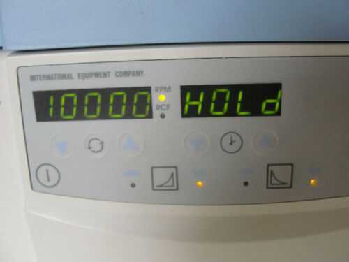 Thermo IEC Micromax Benchtop Centrifuge, 120V 60Hz 8Amp FREE SHIPPING