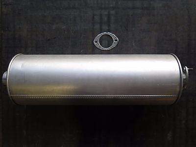 Isuzu Npr Gmc W4 Chevy Tilt Master 88 98 Exhaust Muffler