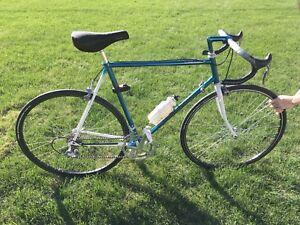 Vélo POLIQUIN  (Modèle : Turbulence)