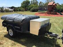 2012 4x4 off road camper trailer White Rock Bathurst City Preview
